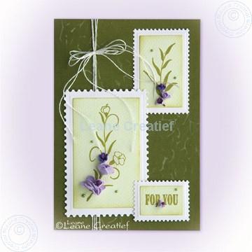 Bild von Stamp Carnation Swirl