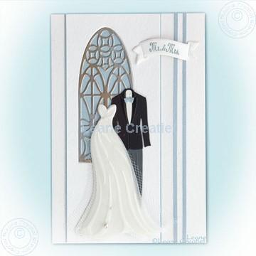 Bild von Dress & Suit and Churchwindow