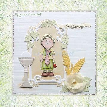 Image de Communion Bambinie boy