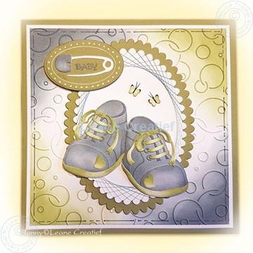 Afbeeldingen van Spirella® ovals & babyshoes