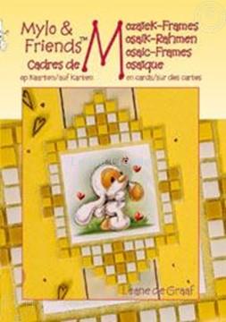 Afbeeldingen van Mylo & Friends® Mozaïek frames op kaarten