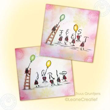 Image de Combi Stamp Lady bugs