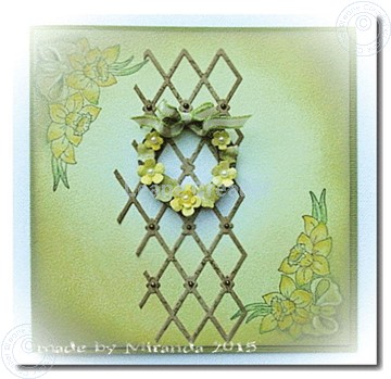 Image de Small wreath with flowers