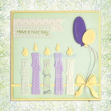 Bild von Kerzen