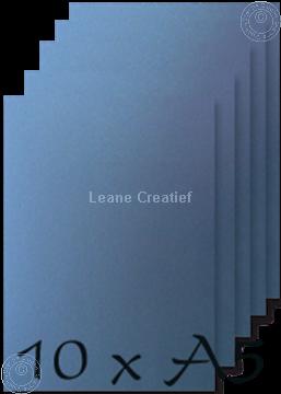 Afbeeldingen van Paper A5 Senggigi Dark blue 200 gr
