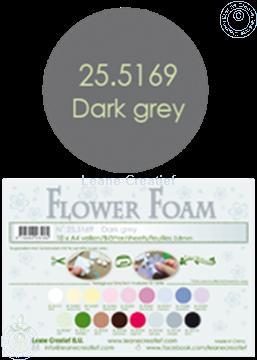 Picture of Flower foam A4 sheet dark grey
