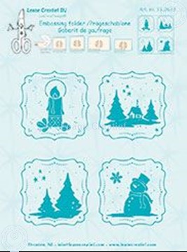 Picture of Background Frames winter