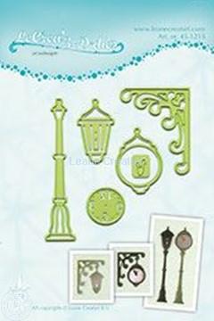Picture of Clock & Lantern