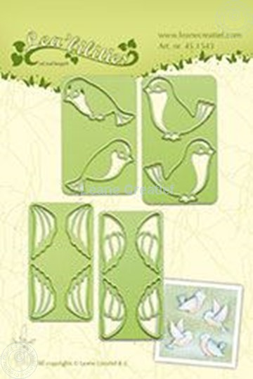 Afbeelding van Small birds