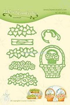 Afbeeldingen van Lea'bilitie Flower basket