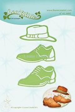 Afbeeldingen van Lea'bilitie Men shoes & hat
