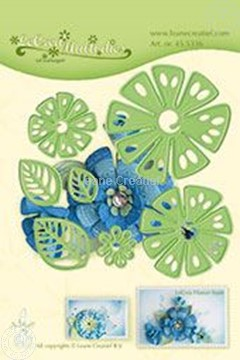 Afbeeldingen van Lea'bilitie Multi die Flower 014 Fantasy flower