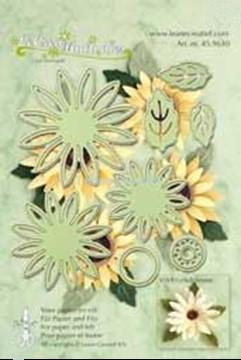 Image de Multi die flower 006