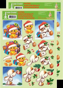 Image de Images à découper Mylo & Friends® Noël #14