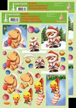Image de Images à découper Mylo & Friends® Noël #19