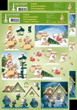 Image de Images à découper Mylo & Friends® Noël #30