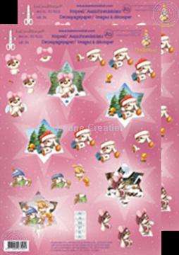 Image de Mylo etoile de Noël 3D #39