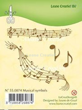 Picture of Musical symbols