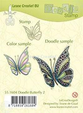 Bild von Doodle Butterfly 2