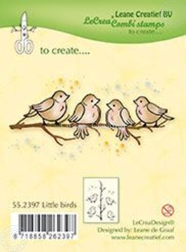 Picture of Combistamp Little birds