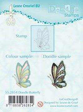 Afbeeldingen van Doodle Butterfly