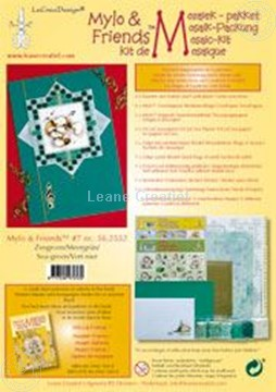 Picture of Mylo & Friends® mosaic frames kit #7