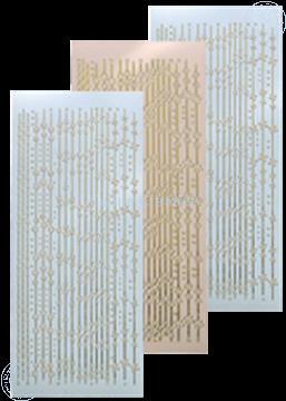 Bild von Linien Sticker skin