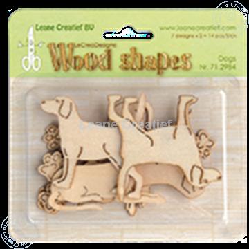 Image de Woodshapes Dogs