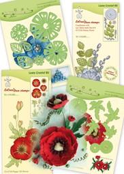 Bild für Kategorie Flower die & stamp