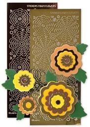 Bild für Kategorie Nested Flower Stickers