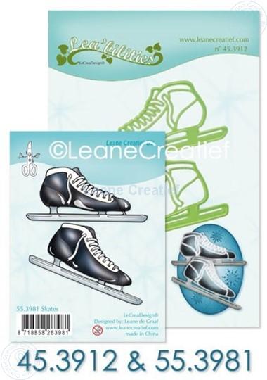Afbeelding van Set Lea'bilitie & Clearstamp Skates
