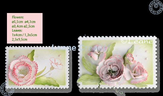 Afbeelding van Multi die & Clearstamp Carnation