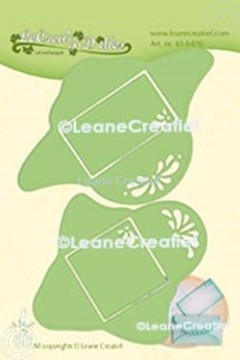 Image de Lea'bilitie® Enveloppes petites 2.  matrice pour découper & gaufrage
