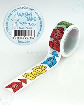 Bild von Washi tape To Do, 20mm x 5m.
