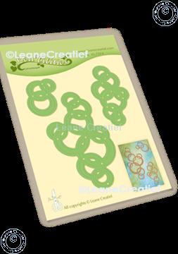 Image de Lea'bilitie® Décoration de cercles matrice pour découper
