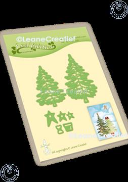 Image de Lea'bilitie® Sapins de Noël matrice pour découper & gaufrage