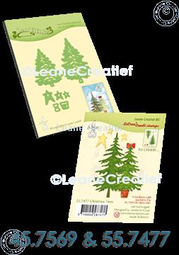 Image de Set Lea'bilitie & Clearstamp Christmas tree